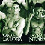 "Combates Carlos ""La Loba"" en la velada Top Fight Madrid"