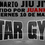 Seminario de Jiu Jitsu en el STAR GYM impartido por JuanKy Sosa