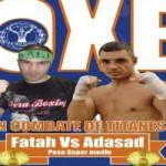 Velada Boxeo Fatah Vs Adasat