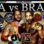 Ezequiel Silvino luchará en showfight
