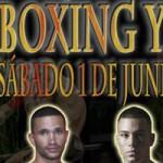 Velada de Kickboxing y MMA el 1 de Junio