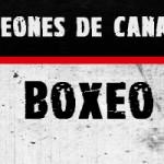 La seleccíon canarias de boxeo queda segunda en los campeonatos de España