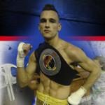 Carlos Araya luchará por el cinturón de campeón de Europa
