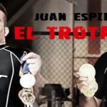 """Juan Espino """"El Trota"""", campeón del mundo de MMA,Jiu Jitsu y Grappling"""