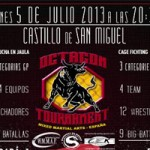 Flyer Octagon Tournament