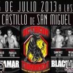 Mañana Octogon Tournament, MMA en jaula