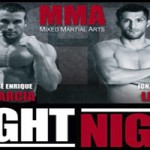 Horario pesaje Fight Night 4