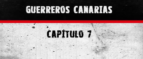 guerreros canarias 7