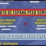"""Adasat """"Toro"""" campeón de España Semipesado"""