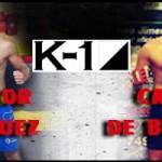 Nestor luchará en una superfight en el K-1 de Mallorca