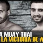 Resultados V velada Muay Thai Villa la Victoria de Acentejo