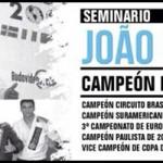 Seminario de Jiu Jitsu por Joao Catisti