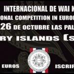 Primer concurso  internacional WAI KHRU de Europa