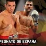 """Cristian """"Pluto"""" disputará título campeón de España"""