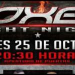 Velada boxeo Xtreme Las Chafiras