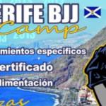 KO Canarias estará en las camisetas del 2° seminario Tenerife BJJ