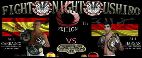 FIGHT NIGHT USHIRO