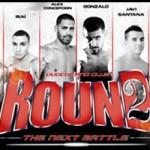 Hoy velada boxeo Round 2