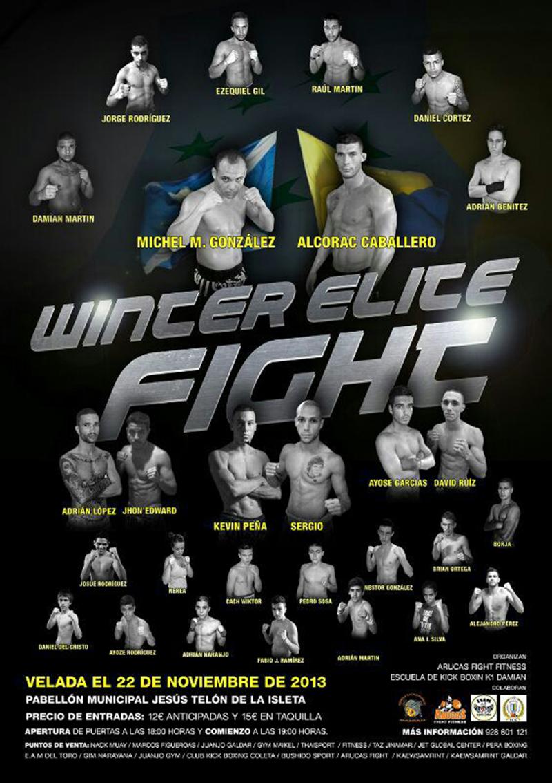 cartel winter elite fight
