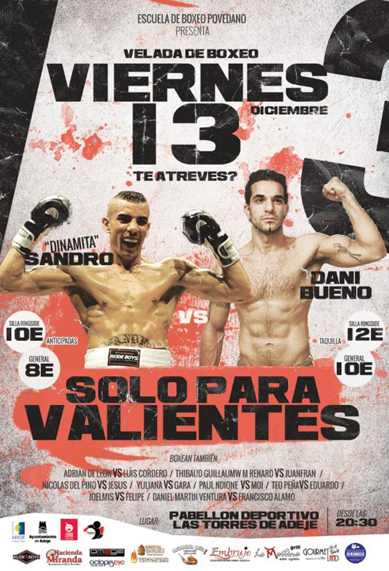 12 - Diciembre 13 BOXEO