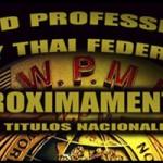 Próximamente velada Muay Thai con 5 títulos nacionales