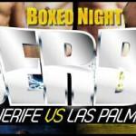 Votaciones de la encuesta ¿quien ganará mas combates en la velada Derby boxeo, Tenerife o Las Palmas?
