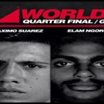 Cartel oficial K-1 Quarter Final Gran Canaria