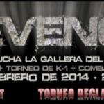 Velada Kickboxing REVENGE