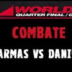 Combate Jordan Armas Vs Daniel Rivero, K-1 Gran Canaria