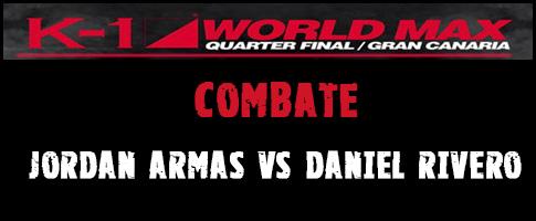 combate Jordan Armas Vs Daniel Rivero
