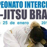 Campeonato interclub Jiu Jitsu Brasileño