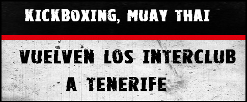 interclub kickboxing y muay thai