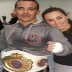 Vídeo combate campeonato del mundo Toni García
