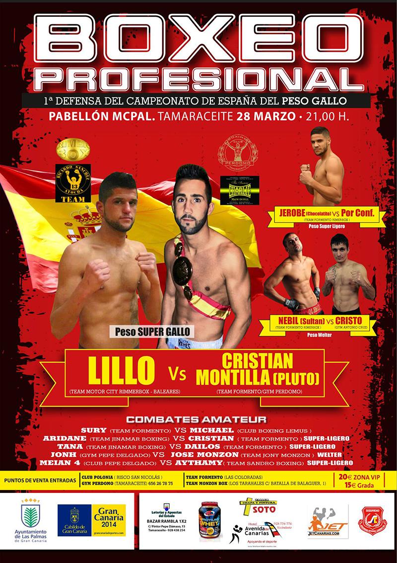 03 - Marzo 28 boxeo profesional