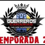 Cabecera Guerreros Canarias TEMPORADA 2