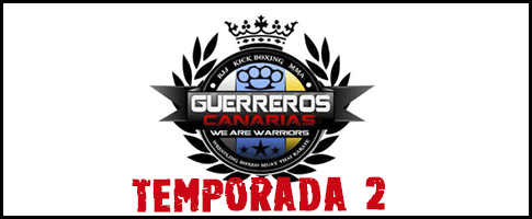 GUERREROS CANARIAS temporada 2