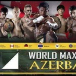 Buakaw Vs Enriko Kehl disputarán la final del K1 World MAX