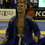 """Christofer """"El Ruso"""" nuevo campeón de Europa de Jiu Jitsu"""