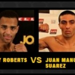 Hoy Juanma Suárez en Cage Warriors 64