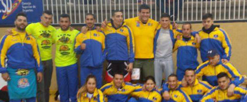 seleccion canaria grappling
