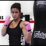 Clases de kickboxing solo para ELLAS