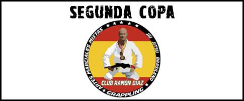 SEGUNDA COPA RAMON DIAZ