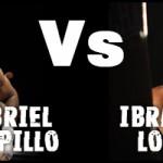 Ibrahim López Vs Gabriel Campillo