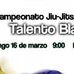 Campeonato Jiu Jitsu Brasileño, Talento Blanco