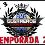 Guerreros Canarias, temporada 2 capítulo 3