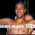 """Roberto Hilario """"Tiburón"""" aspirante oficial al título de Europa"""
