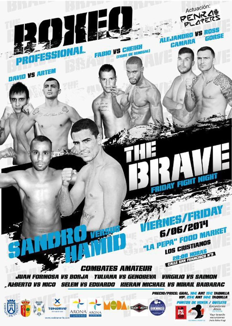 06 - Junio  06    THE BRAVE