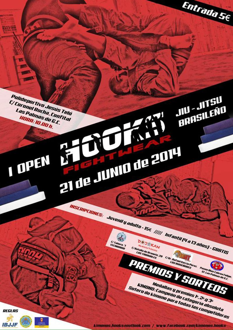 06 - Junio  21    OPEN HOOKS