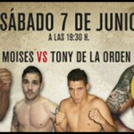 Vídeo velada Kickboxing 7 de Junio