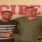 """Programa de radio Canarias Polideportiva, Ferino V y Hilario """"Tiburón"""""""